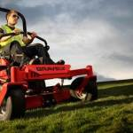 Gravely Zero Turn Lawn Mower