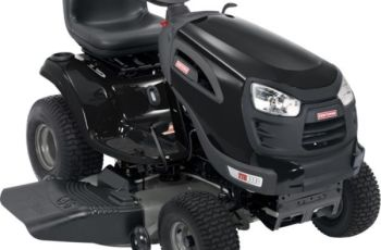 2011-2013 Craftsman YT 4500 54 inch 26 hp Riding Lawn Tractor Model 28858 Review 4