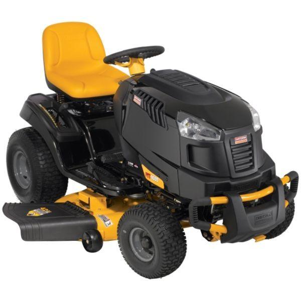 2011 Craftsman Professional Yard Tractor 42 Inch 24 Hp