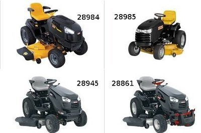 2 Craftsman Garden Tractors - Which One Is Right For You? 3