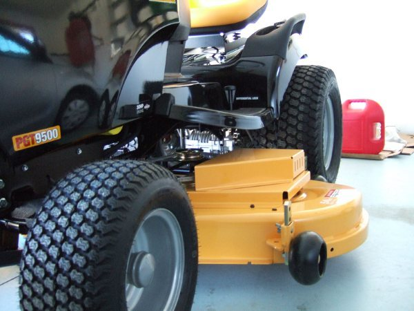 2011 Craftsman Professional Garden Tractor 54 Inch 30 Hp