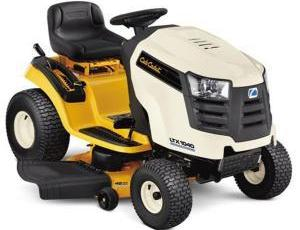 2011 Cub Cadet LTX 1040 Riding Lawn Tractor Review 10