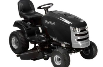 New Craftsman Deluxe Tractor to Debut at Detroit Auto Show 5