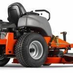 2012 Husqvarna 54 in 25 hp MZ5424S Zero-Turn Review 2