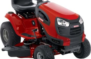 2012 Craftsman 42 in 24 hp YT 4000 Hydro Model 28856 Yard Tractor Review 9