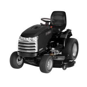 Craftsman CTX9500 54 in 30 hp Premium Model 25007 Garden Tractor Review 3