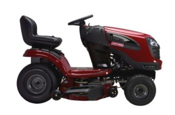 2012 Craftsman 42 in 21 hp YT 3000 Gear Drive Model 25022 Yard Tractor Review 11