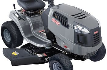 2012 Craftsman 42 in 17.5 hp LT 1500 Lawn Tractor  Model 28881 Review 6