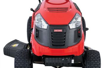 2012 Craftsman 42 in 19.5 hp LT 2000 Model 28884 Lawn Tractor Review 7