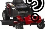 Is There a Way To Tell If You're Buying 2012 Model Lawn Tractor, As Opposed To The 2011 Model? 9