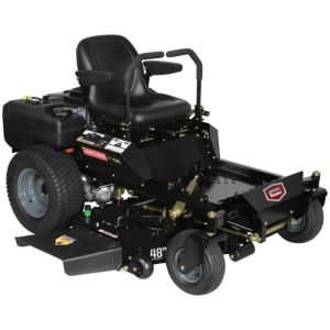 2012 Craftsman 48 in 24 hp Model 25003 Zero-Turn Review - They Almost Got This One Right! 1
