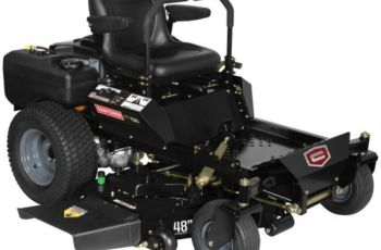 2012 Craftsman 48 in 24 hp Model 25003 Zero-Turn Review - They Almost Got This One Right! 7