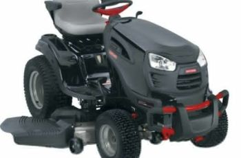 2012 Craftsman 54 in 26 hp GT 6000 Model 28861 Hydrostatic Garden Tractor Review 16