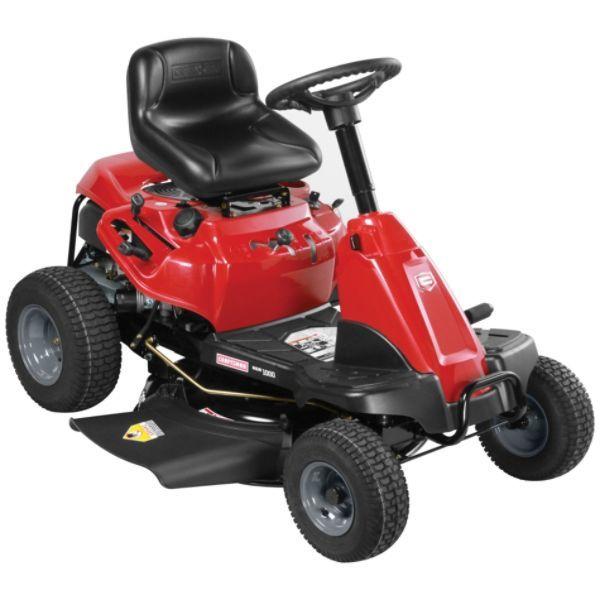 2013 2015 Craftsman 30 In 420cc Model 29000 Riding Mower