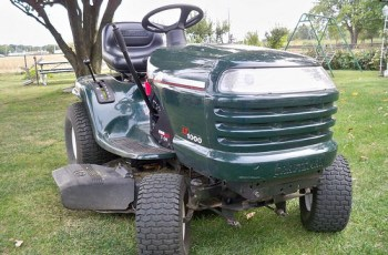 12 Reasons Why Craftsman Lawn Tractors Are Better Today 10