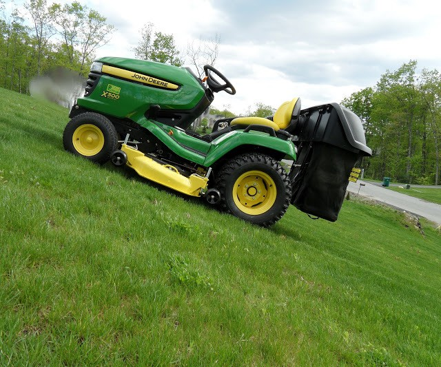 Garden Tractor Work Stand : Best garden tractors for is a tractor right