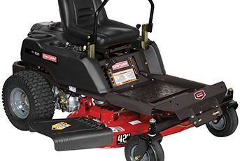 Craftsman 25001 zero-turn
