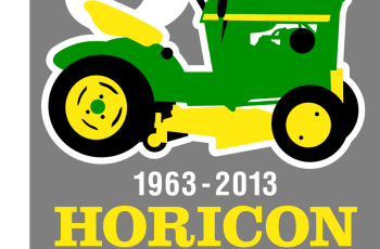 50 Years of Freedom - Celebrating the John Deere Lawn & Garden Tractor 3