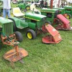 """Weekend of Freedom"" Celebrating 50 Years Of John Deere The Lawn Tractor 74"