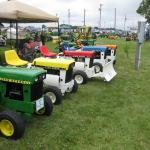 """Weekend of Freedom"" Celebrating 50 Years Of John Deere The Lawn Tractor 64"