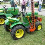 """Weekend of Freedom"" Celebrating 50 Years Of John Deere The Lawn Tractor 48"