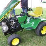 """Weekend of Freedom"" Celebrating 50 Years Of John Deere The Lawn Tractor 40"