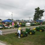 """Weekend of Freedom"" Celebrating 50 Years Of John Deere The Lawn Tractor 35"