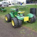 """Weekend of Freedom"" Celebrating 50 Years Of John Deere The Lawn Tractor 24"