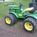 """Weekend of Freedom"" Celebrating 50 Years Of John Deere The Lawn Tractor 23"