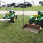 """Weekend of Freedom"" Celebrating 50 Years Of John Deere The Lawn Tractor 6"
