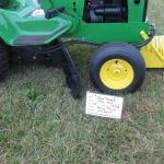 """Weekend of Freedom"" Celebrating 50 Years Of John Deere The Lawn Tractor 89"