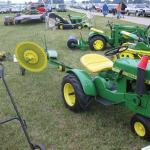"""Weekend of Freedom"" Celebrating 50 Years Of John Deere The Lawn Tractor 88"