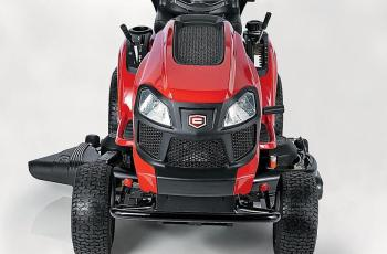 2014 Craftsman G5100 Model 20401 48 in 24 hp Garden Tractor Review 5
