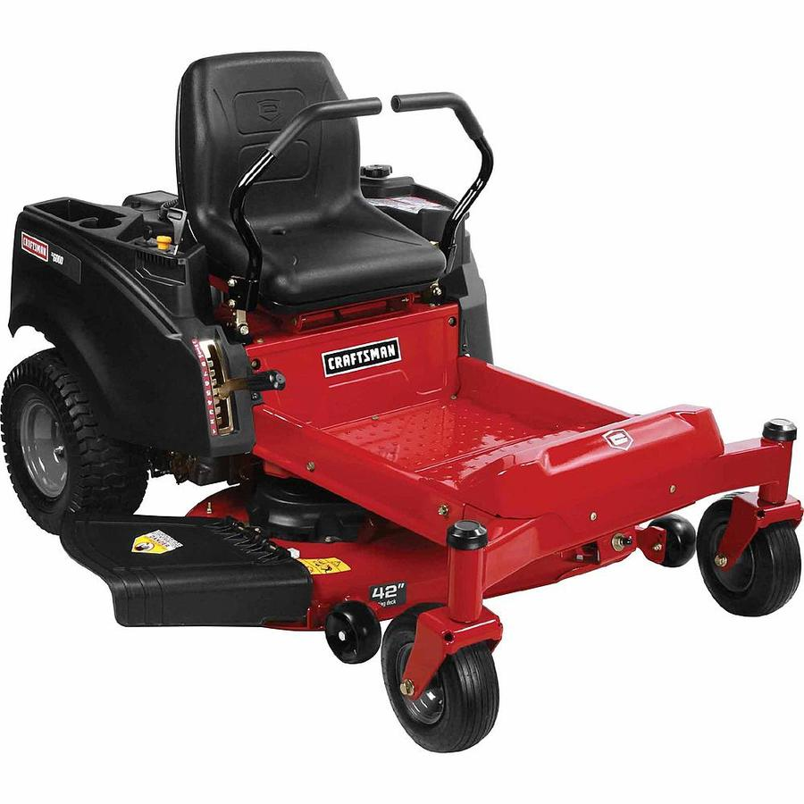 42 inch craftsman model 20411 42 inch 22 hp about 2299 99