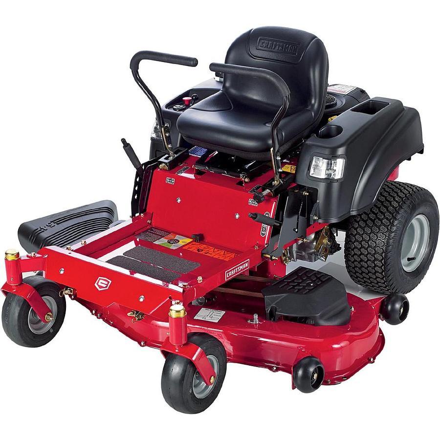 Craftsman 2 Riding Mower : Craftsman inch model zero turn riding mower