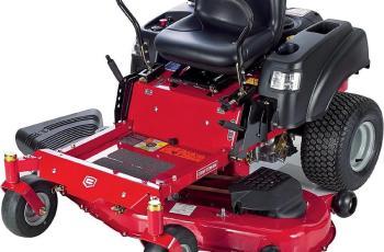 2014 Craftsman 54 Inch Model 20414 Zero Turn Riding Mower Review 2