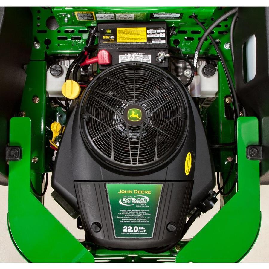 2014 John Deere 54 in Model Z425 Zero-Turn Riding Mower Review – Is