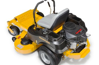Hustler Raptor 42 in. Zero-Turn Mower Review 1