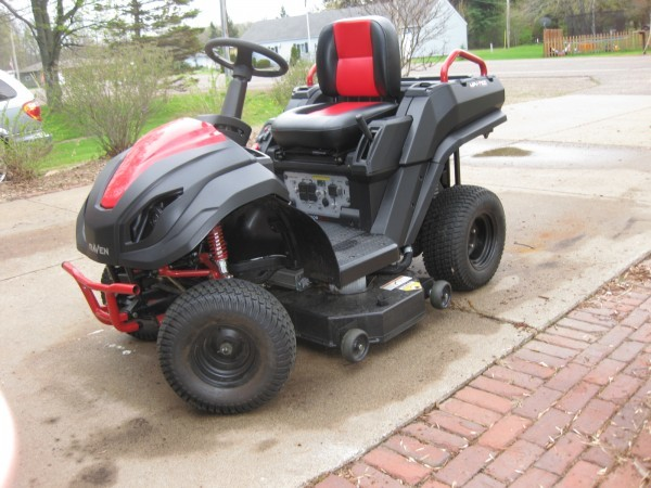 2014 Raven Mpv 7100 Hybrid Mower Review Are You Ready