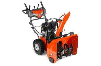 New ST224 24 inch Husqvarna Snow Blower - A Detailed Look 4