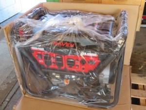 Raven GEN6500E Plastic wrap