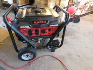 Raven GEN6500E Switch
