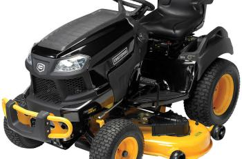 2015-2016 Craftsman Pro Series Tractors - The Future Is Here 8
