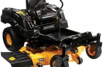 Craftsman Pro Series ZTR