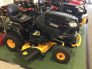 2015-2016 Craftsman Pro Series Tractors - The Future Is Here