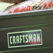 Craftsman 12 cu. ft. Swivel Dump Utility Cart Review - The Best Dump- Utility - Yard Cart?