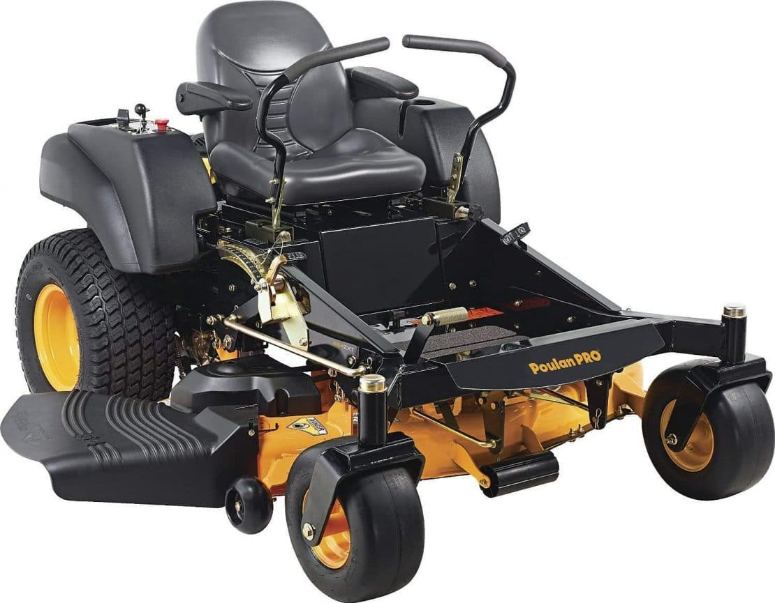 The 2016 Poulan Pro Lawn Tractors at Amazon are the best