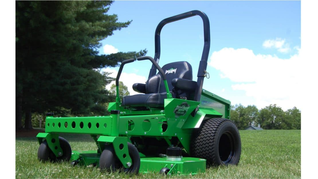 Does Kawasaki Make Mowers