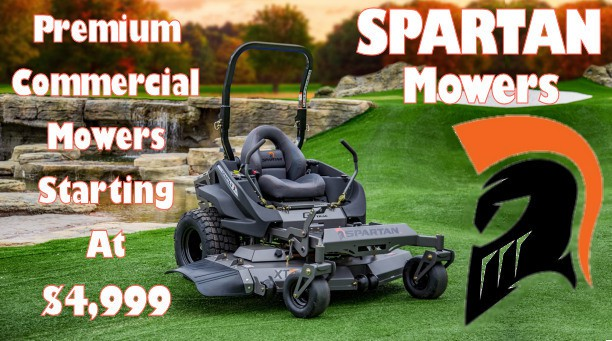 Spartan Zero Turn Mowers - Good or Bad? - TodaysMower com