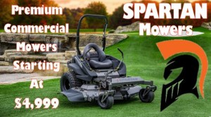 Spartan Zero Turn Mowers - Good or Bad? 1